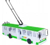 Модель Технопарк Троллейбус Big Киев SB-17-17WBK
