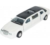 Автомодель Технопарк Лимузин SL970WB Белый