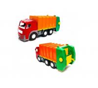 Машина Акрос мусоровоз Colorplast 0565