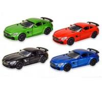 Металлическая Машина Автопром 7846 1:32 Mercedes-AMG GT R, 4 Цвета