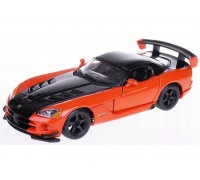 Автомодель Bburago Dodge Viper SRT10 ACR 18-22114