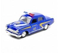 Модель транспорта Милиция синяя 6405C