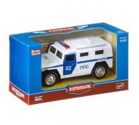 Модель транспорта ППС полиция 6408B