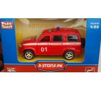 Модель транспорта Пожарная служба 6403F