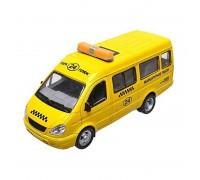 Автомодель газель Такси 9098
