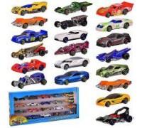 Набор машинок игрушечных Hot Wheel 1153