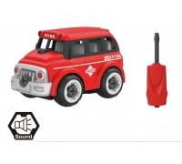 Автомобиль-конструктор Автобус LM8072-SZ-1