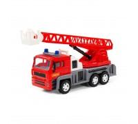 Пожарная машина Polesie Алмаз инерционный