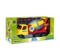 Машина Бетономешалка Wader City Truck 39365