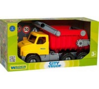 Самосвал Wader City Truck 39368