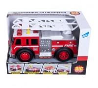 Пожарная машина инерционная Big Motors 2018-1AB