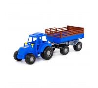 Трактор с прицепом Полесье 84781