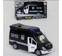 Машинка инерционная Полиция 666-12Р
