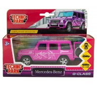 Машина Technopark Mercedes-Benz CLASS-12GRL-LIL