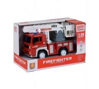Пожарная машина инерционная Wenyi WY295S