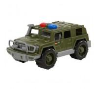 Автомобиль-джип военный патрульный BRD Защитник Полесье 63700