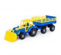 Трактор с прицепом Polesie 35288