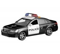 Машинка Полицейская Wenyi WY560B со звуком и светом инерция