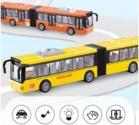 Автобус инерционный Wenyi WY913AB