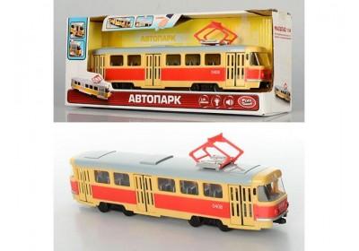 Трамвай 3 цвета 9708