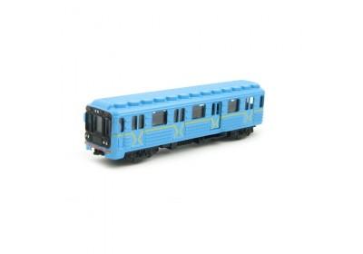 Модель Вагон метро Технопарк SB-16-06WB-U