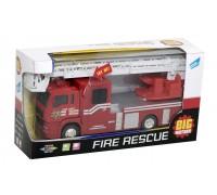Пожарная машина инерционная Big Motors