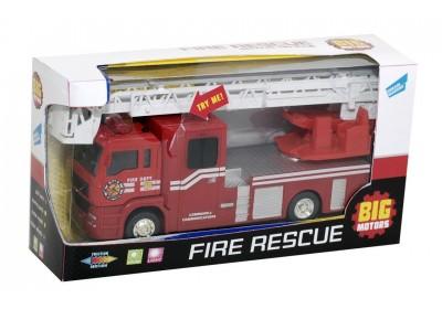 Пожарная машина инерционная Big Motors JL81016
