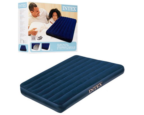 Матрас надувной Intex 68758 191*137 см