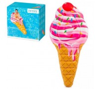 Матрас надувной Мороженое Intex 58762 224х107 см