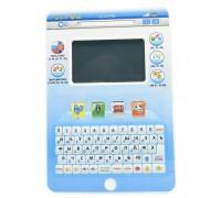 Детский обучающий планшет 7395 русско-английский