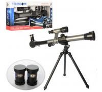 Телескоп детский с компасом и штативом Maya Toys 2132