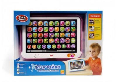 Интерактивный планшет Play Smart Изучайка 7508А-B
