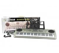 Детский пианино синтезатор MQ6168
