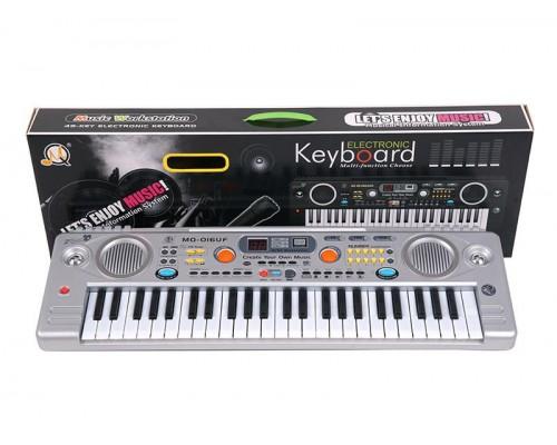 Детский синтезатор MQ-016UF