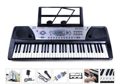 Детский пианино синтезатор MQ 810