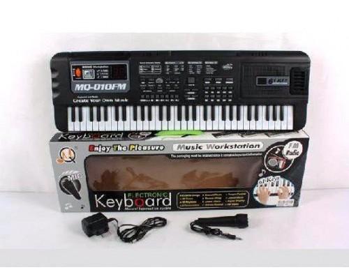 Детский синтезатор MQ-010FM