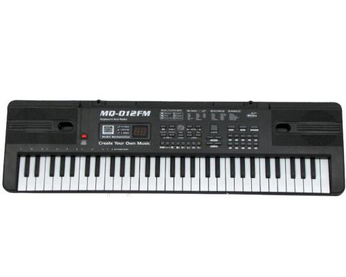 Детский синтезатор MQ-012FM