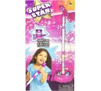 Микрофон Qunxing Toys на стойке 66136