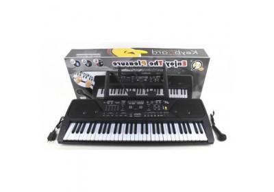 Детское пианино синтезатор MQ -021