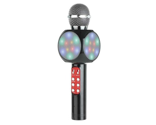 Беспроводной караоке микрофон Bluetooth динамик WS-1816