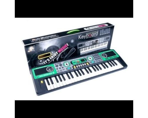 Детский пианино синтезатор MQ 823