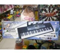 Детское пианино синтезатор MQ 6136