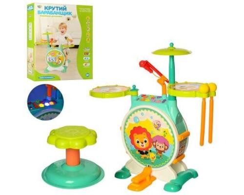 Детская барабанная установка Hola Toys 3130