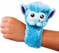 Интерактивная игрушка браслет Wrapples голубой 2019-1