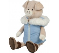 Мягкая игрушка Свинка Ден Maxi Toys 28 см