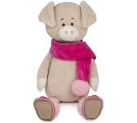 Мягкая игрушка Свинка Ася Maxi Toys 28 см