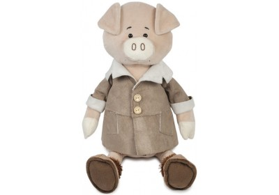 Мягкая игрушка Свинка Дюк Maxi Toys  28 см