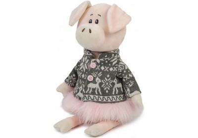 Мягкая игрушка Свинка Нюша  Maxi Toys 22 см