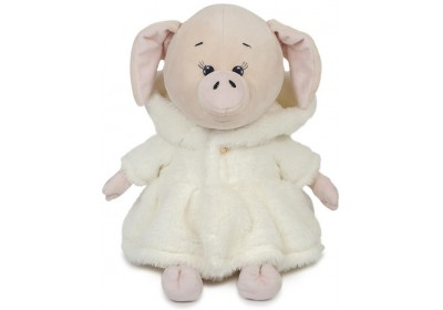 Мягкая игрушка Свинка Зефирка Maxi Toys 20 см