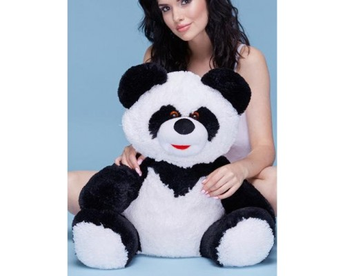 Мишка панда 2 мягкая игрушка 85 см